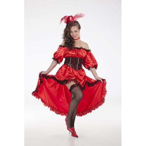 Costume adulte cabaret