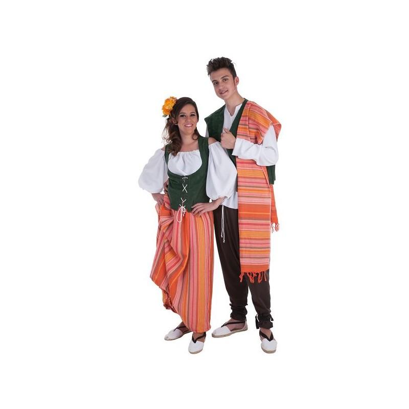 Costume adulte vigneron