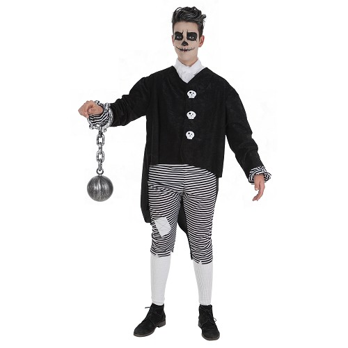 Costume adulte Skeletman