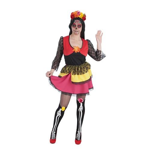Costume adulte Catrina