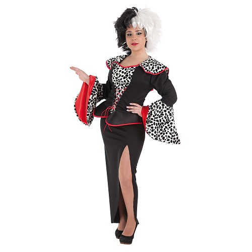Costume adulte Cruella