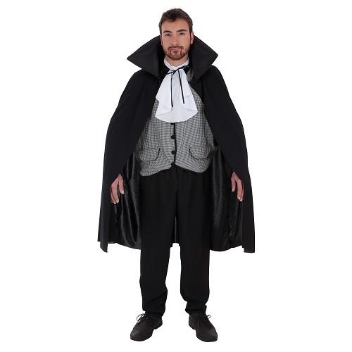 Costume adulte de vampire Vichy