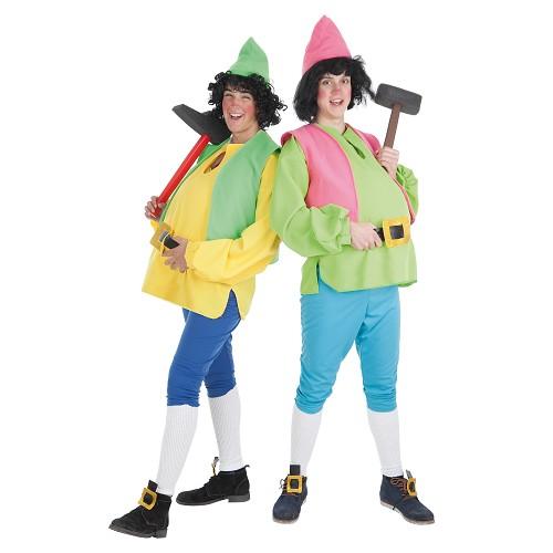 Costume adulte midget vert T-Xl