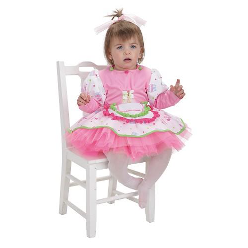 Costume bébé Coupe du gâteau (0 à 12 mois)
