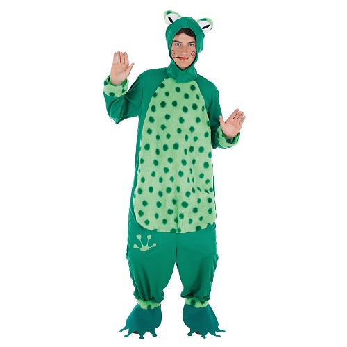 Grenouille adulte de costume câlin
