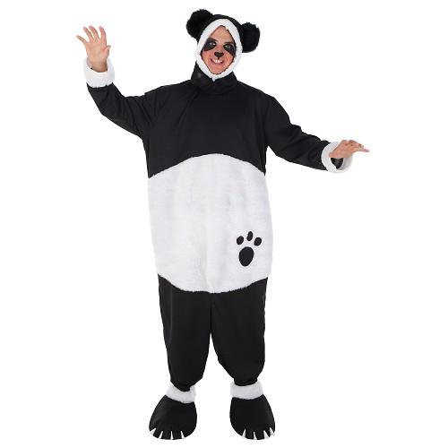 Adulte costume peluche Panda