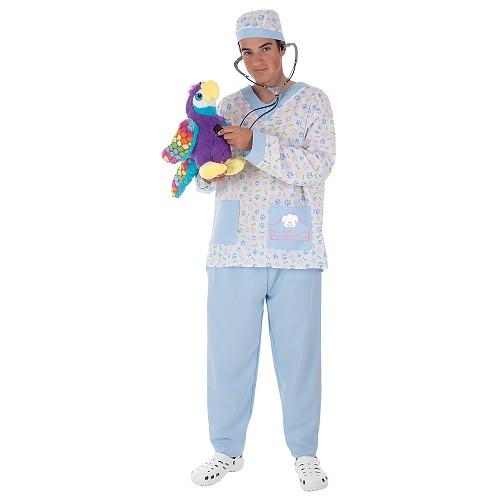 Costume adulte vétérinaire