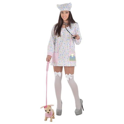 Costume adulte de médecine vétérinaire