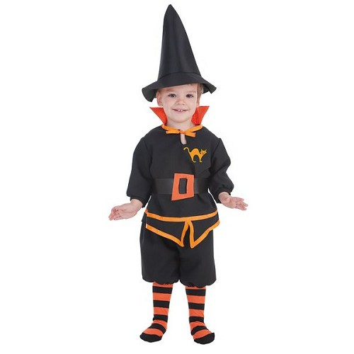 Magicien de bébé costume Carolus (0 à 12 mois)