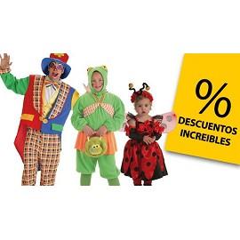 Outlet deguisements (-50% DTO.)