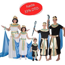 Costumes des Pharaons