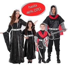 Costumes de Roi Croisé