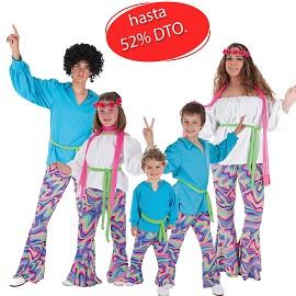 Costumes de Fête Psychédélique