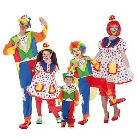 Costumes Clown Tino et Tina