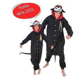 Bull drôles de costumes
