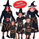 Costumes de Magicien et de Sorcière