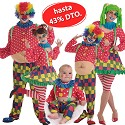 Costumes de Clown Spotty