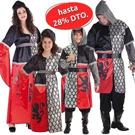 Costumes chevalier Leon