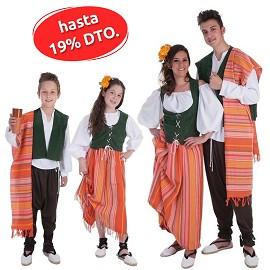 Costumes de Vigneron