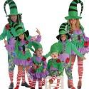 Costumes de Gobelin Vert