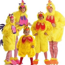 Costumes de Poulet