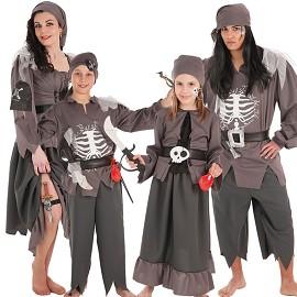 Costumes Skeleton Pirate