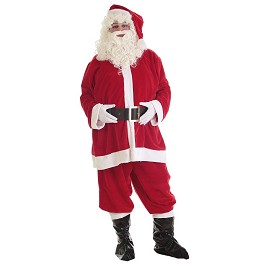 Père Noël et Elfes