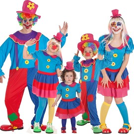 Costumes de Clown Krispy