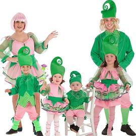 Costumes Elfes et Ninfas