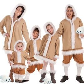 Costumes Eskimos