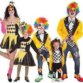 Costumes de Clown Joie