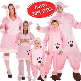 Costumes de Porc Câlin