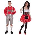 Disfraz Aleman y Alemana