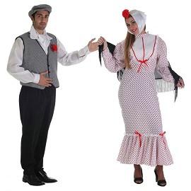 Disfraz Chulapa y Chulapo