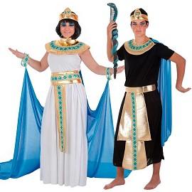 Disfraz de Egipcio y Egipcia