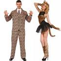 Disfraz de Leopardo y Leoparda