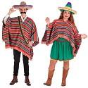 Disfraz de Mexicana y Mexicano