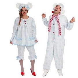 Costumes d'Ours Paresseux