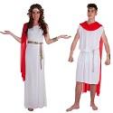 Disfraz de Romana y Romano