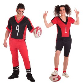 Costumes de Rugby