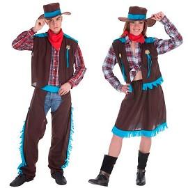 Costumes de Cowboy