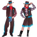 Disfraz de Vaquera y Vaquero