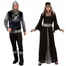 Disfraz Gladiador y Gladiadora