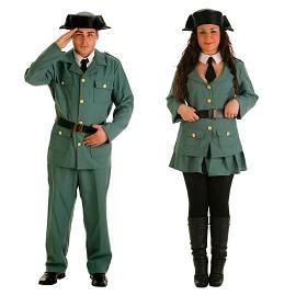 Costumes de Garde Civile