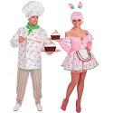 Costumes de Pâtisserie et de Confiserie