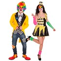 Costumes de Clown Joie
