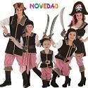 Costumes de Pirates de la Mer des Caraïbes
