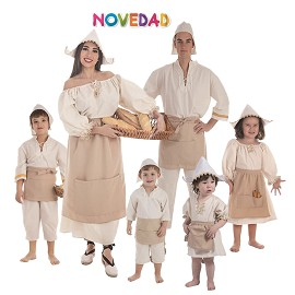 Costumes de Meunier