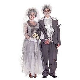 Costumes d'Halloween en couple