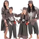 Costumes de Pirate Squelette